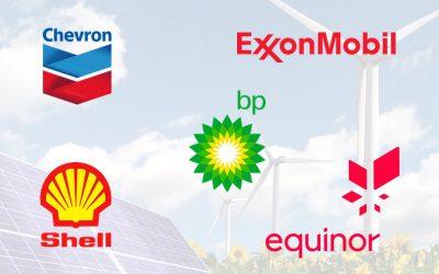 Aegon eist dat oliereuzen BP en ExxonMobil groener worden