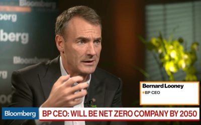 Less Oil, No Carbon, Few Answers: BP CEO's Hazy Vision of Future