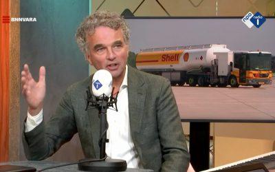 Follow This in De Nieuws BV: Shell moet investeren in een groene toekomst