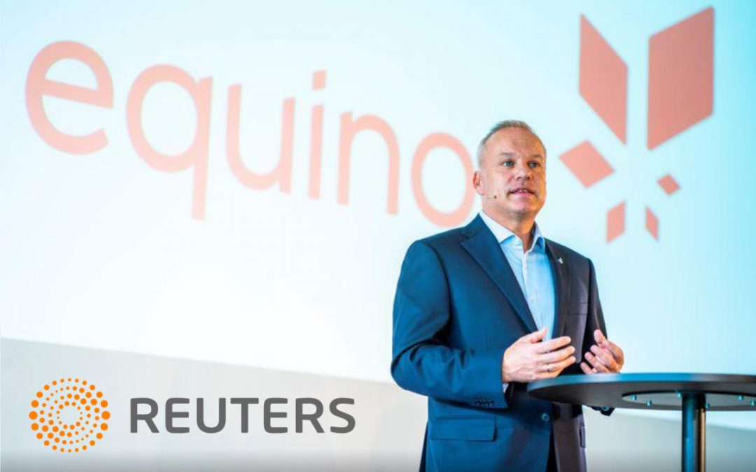 Equinor aims for net zero emissions by 2050