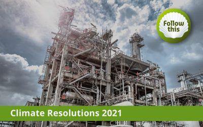 Follow This Climate Targets Resolutions in 2021